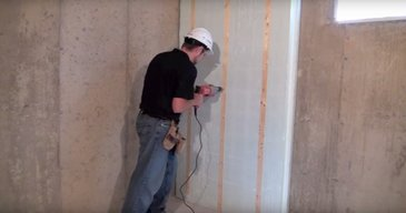 video for insulation form Retrofit